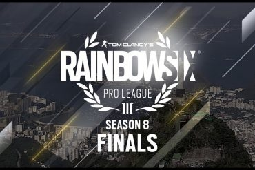 Tom Clancy's Rainbow Six Pro League Season 8 Finals