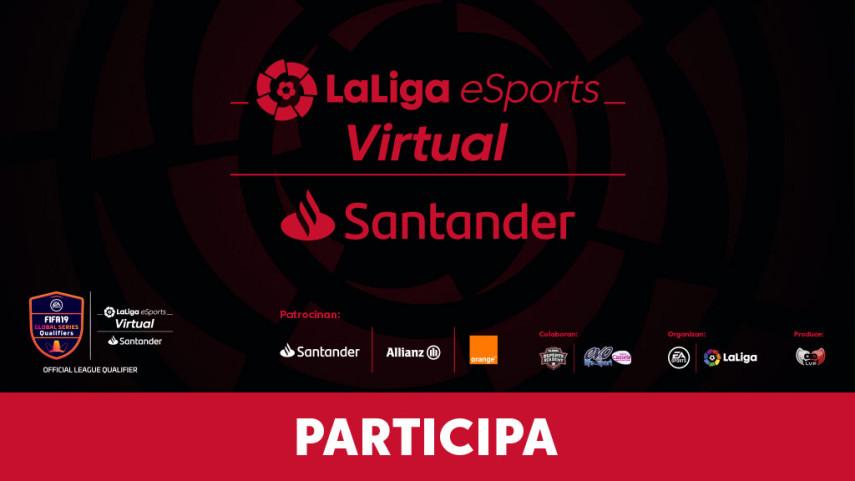 Virtual LaLiga eSports Santander