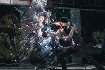 Devil May Cry 5 - V Action 01