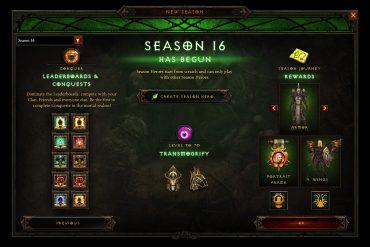 Diablo III - Season 16