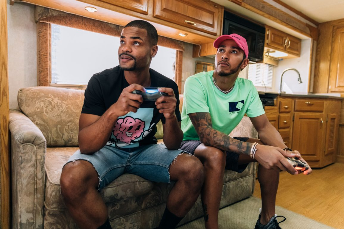 FIFA 19 World Tour - Lewis Hamilton