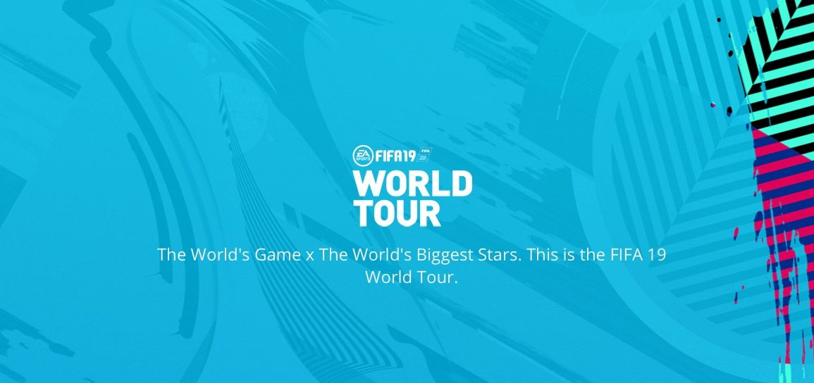 FIFA 19 World Tour