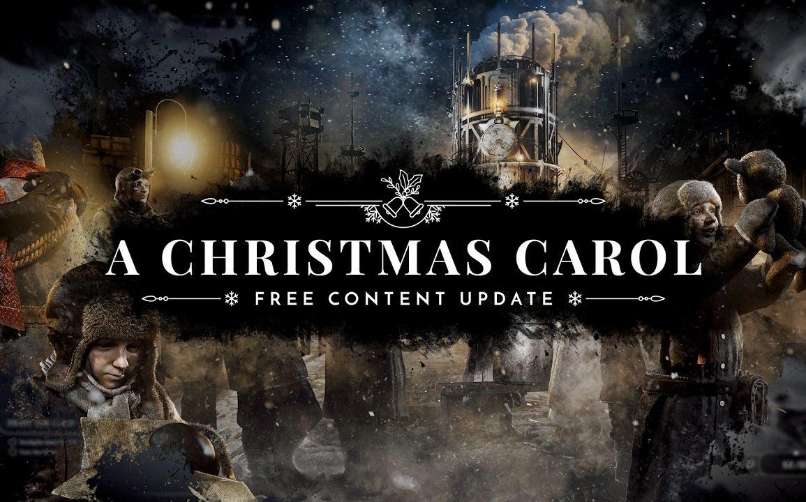 Frostpunk - A Christmas Carol