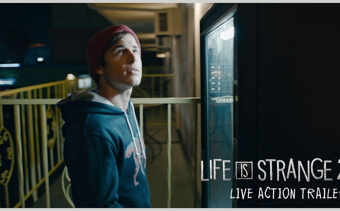 Life is Strange 2 - Live Action Trailer