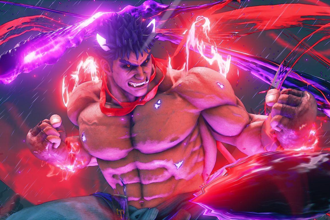 Street Fighter V - Kage