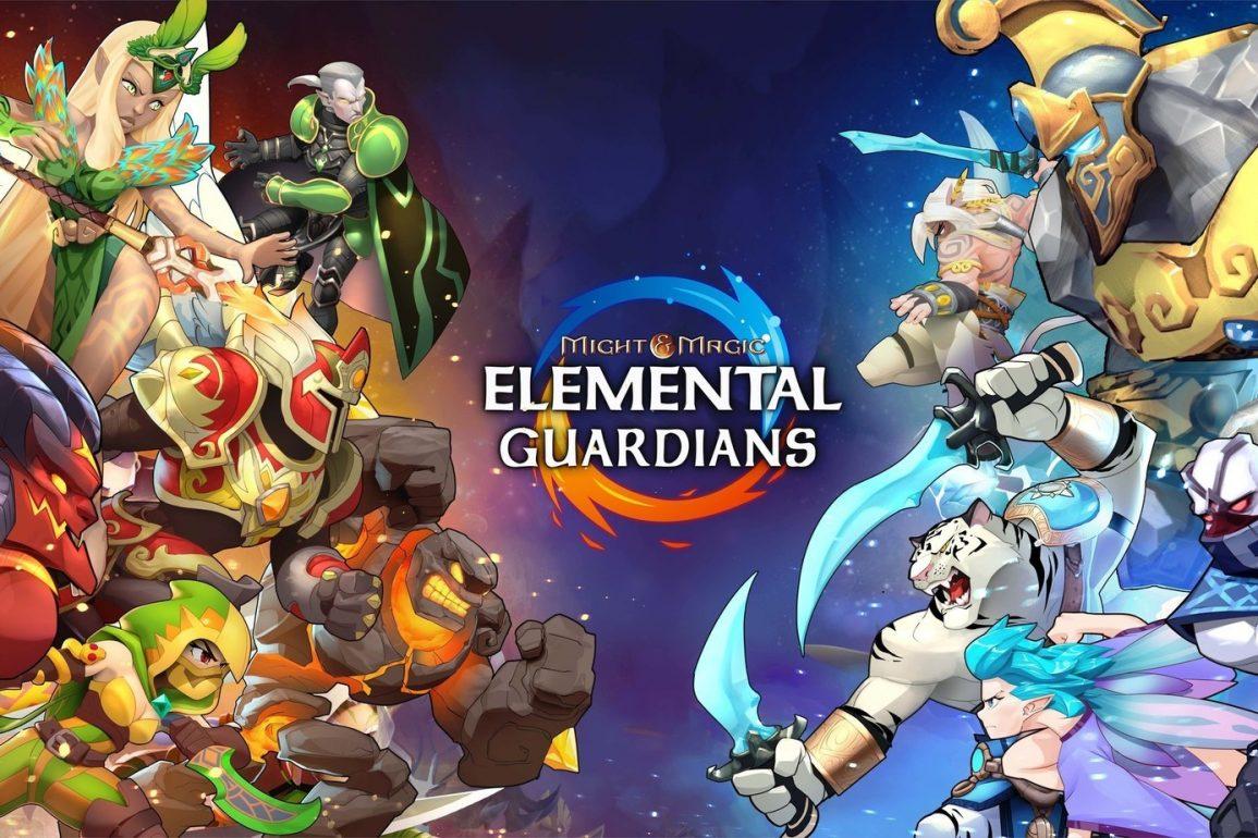 Might & Magic Elemental Guardians