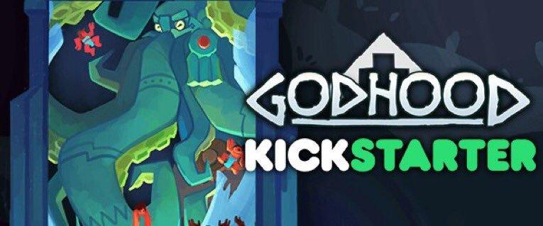 Godhood Kickstarter