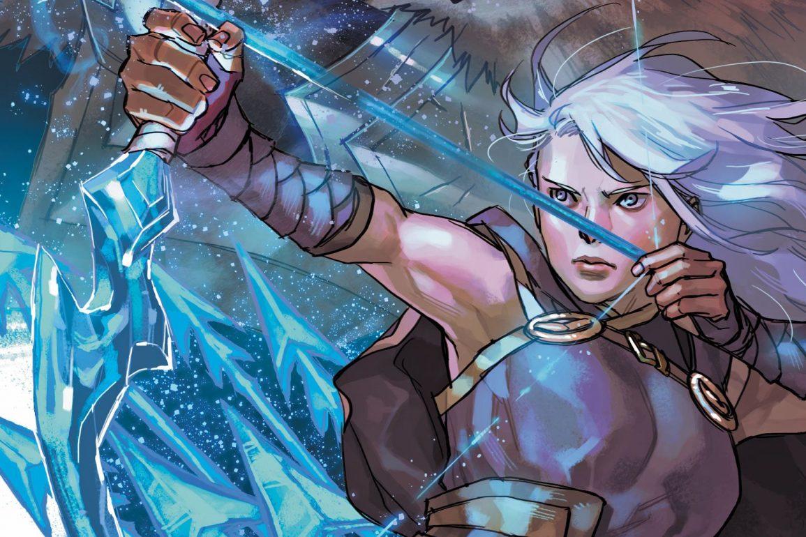 League of Legends - Ashe: Comandante