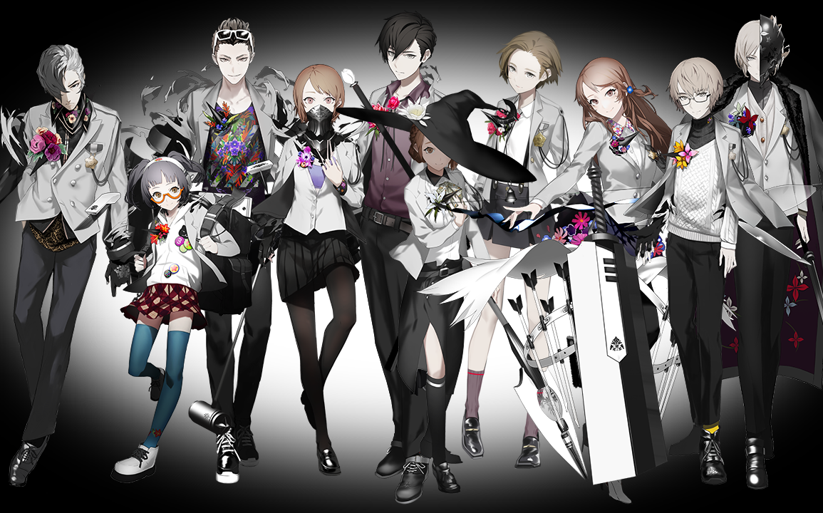 The Caligula Effect: Overdose - Go-Home Club