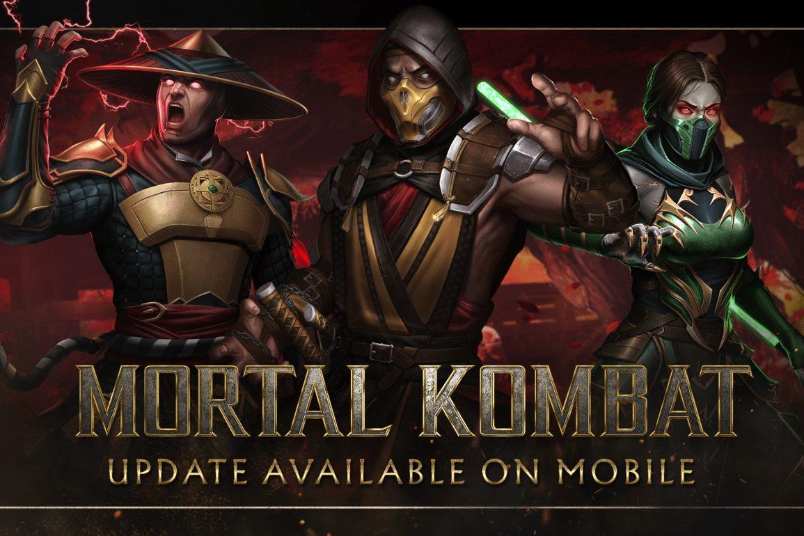 mortal kombat mobile update