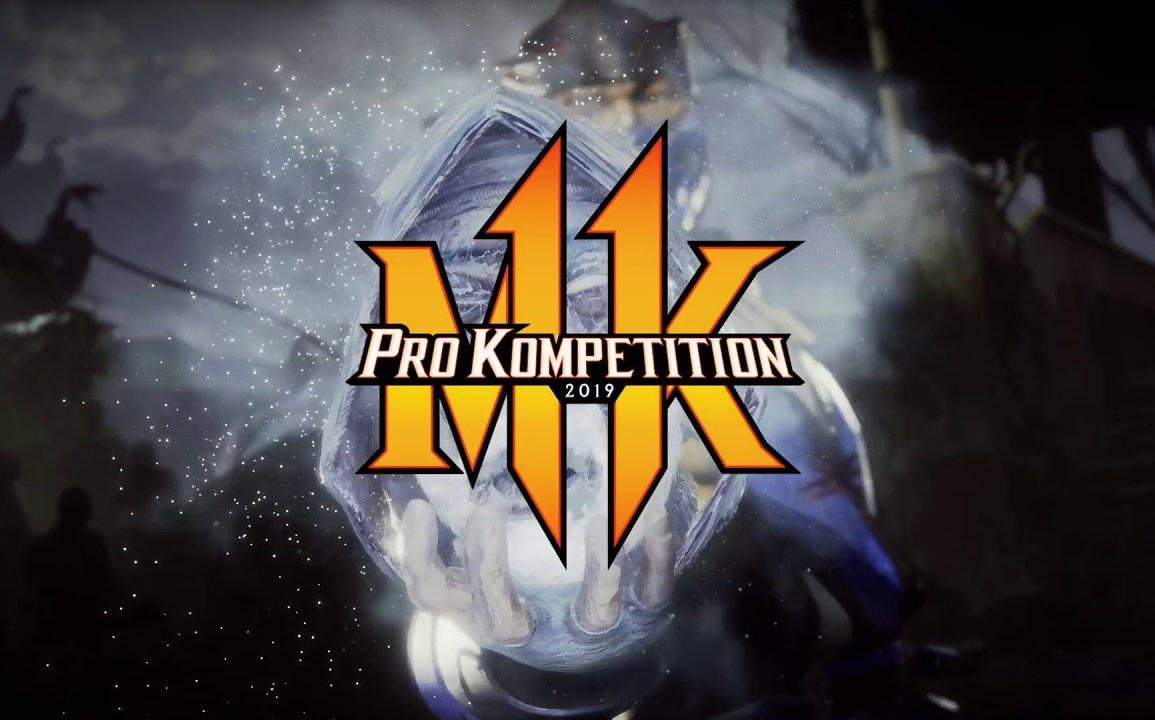 Mortal Kombat 11 Pro Kompetition 2019