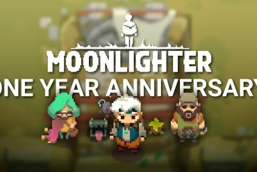 Moonlighter One Year Anniversary