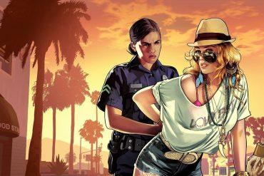 Grand Theft Auto V Art