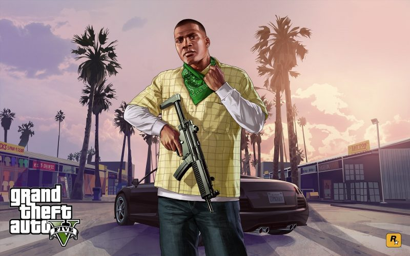 Grand Theft Auto V - Franklin