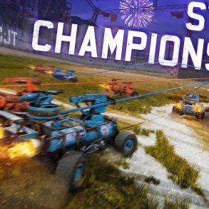 Crossout Steel Championship