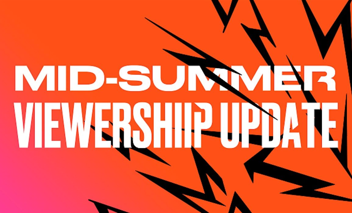 LEC mid Summer Viewership