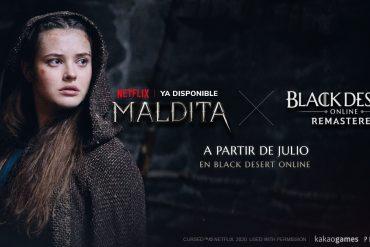 Maldita Netflix Black Desert Online