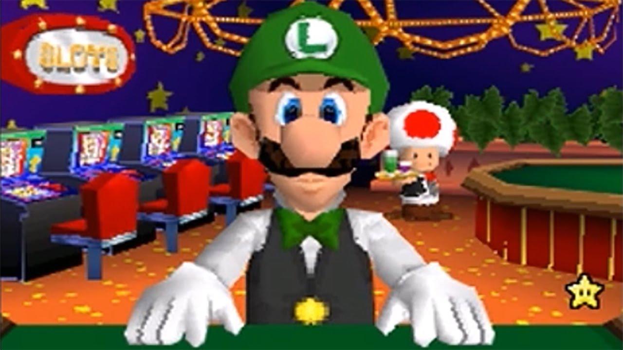 New Super Mario Bros DS - Póker