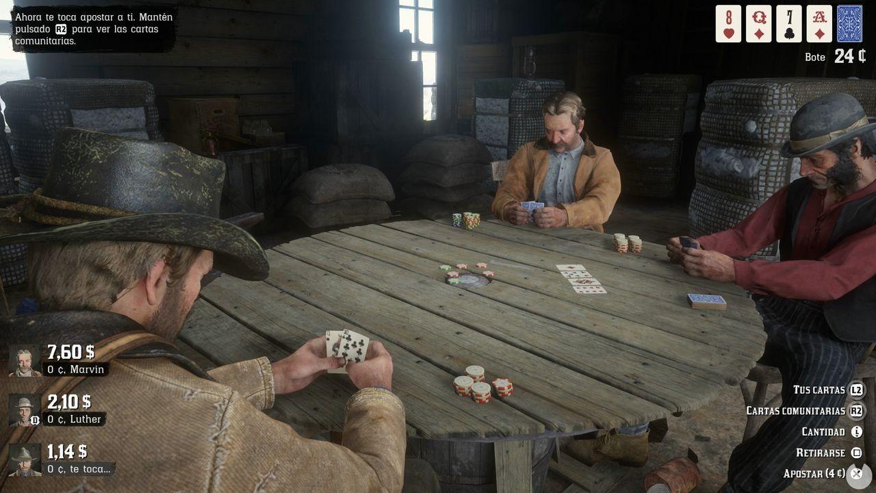 Red Dead Redemption - Póker
