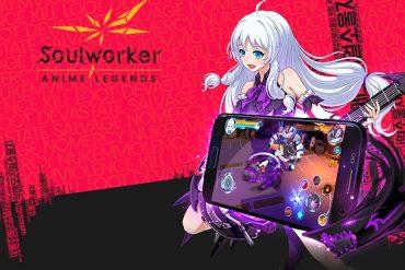 SoulWorker: Anime Legends