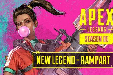 Apex Legends Temporada 6 Rampart