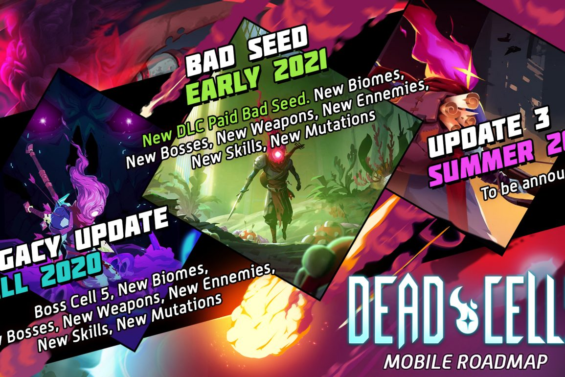 Dead Cells Mobile Roadmap