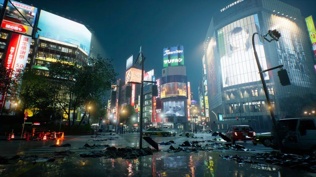 PS5 - Ghostwire: Tokyo
