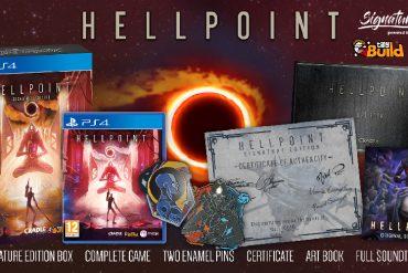 Hellpoint collectors