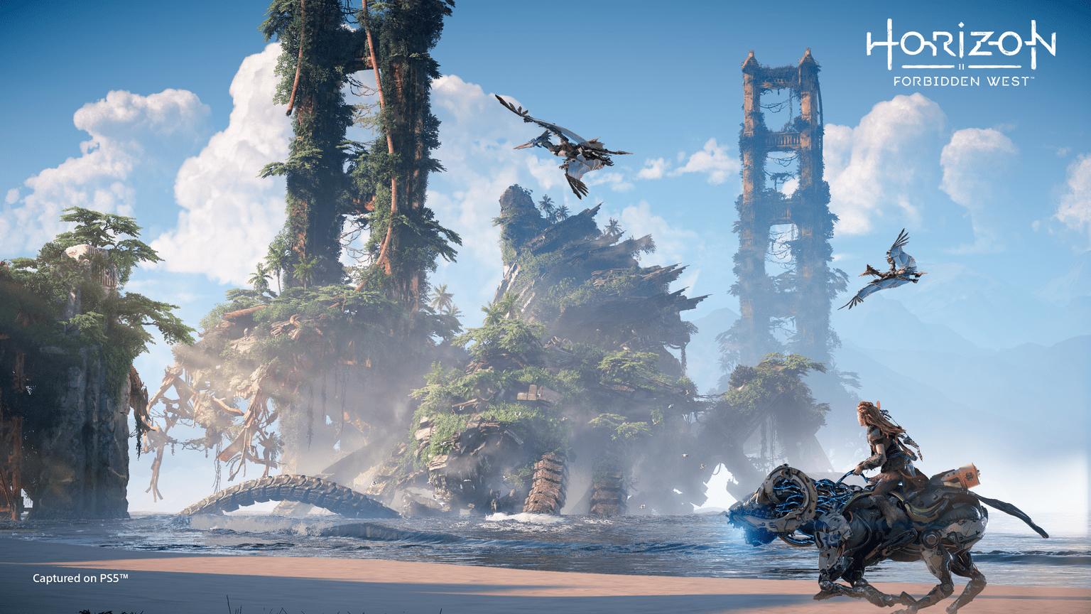 PS5 - Horizon: Forbidden West