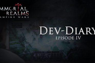 Immortal Realms: Vampire Wars - Moroia