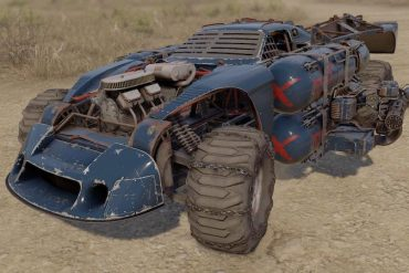 Moby 935 Crossout Madness Circuit