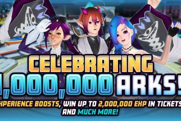 Phantasy Star Online 2 Global One Million ARKS Celebration