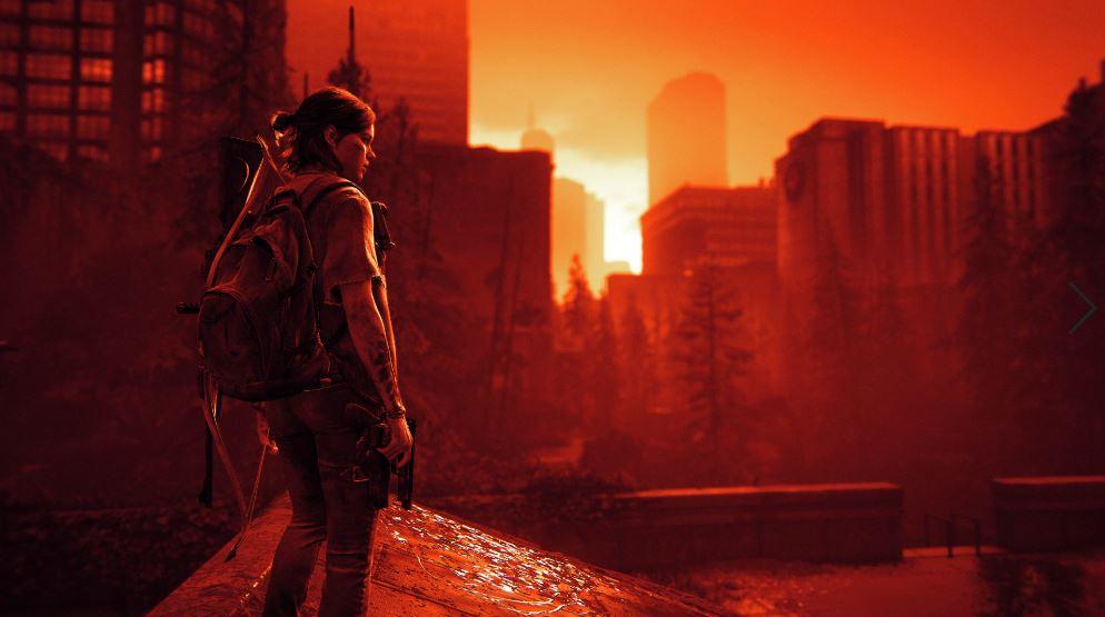The Last of Us Parte 2 actualización Realista