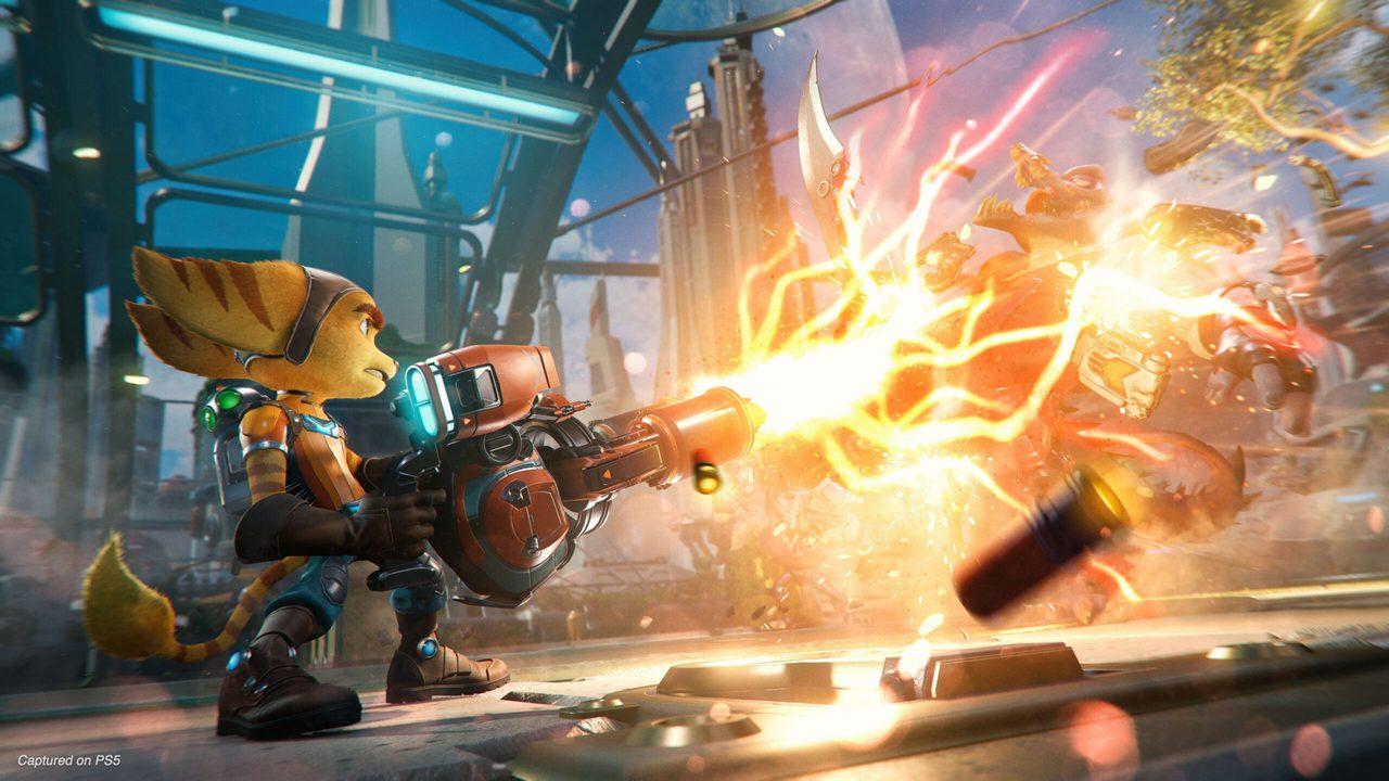 PS5 - Ratchet & Clank: Rift Apart