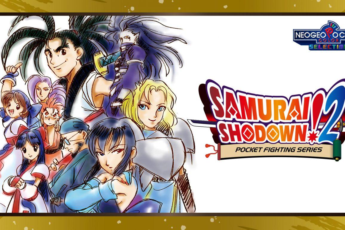 Samurai Shodown 2