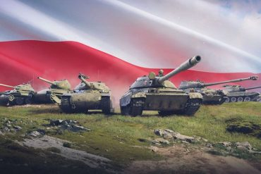 World of Tanks actualización 1.10 - Artwork Polish Tanks