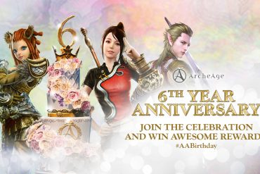 ArcheAge 6th anniversary