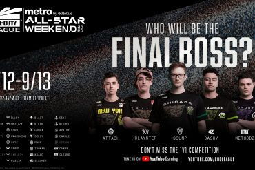Call of Duty League All-Star Weekend 2020