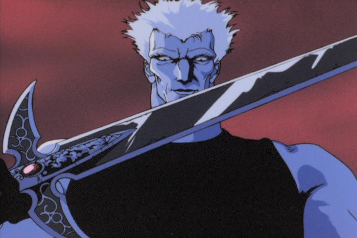 Demon City - Lebi Ra (o Rebi Ra) el villano de la película