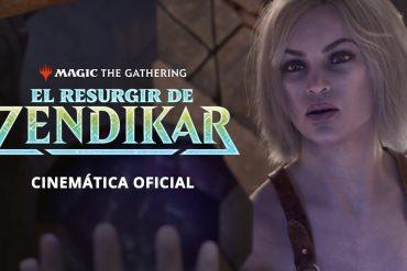 Magic: The Gathering desvela el nuevo trailer de El resurgir de Zendikar