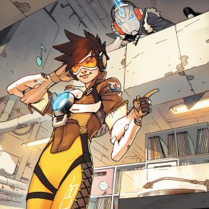 Overwatch: Tracer—London Calling