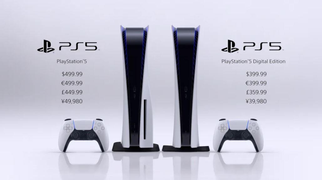 PS5 PRECIOS Y EDICIONES