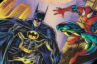 Spider-man y Batman comic