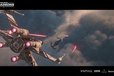 Star Wars: Squadrons Persecución