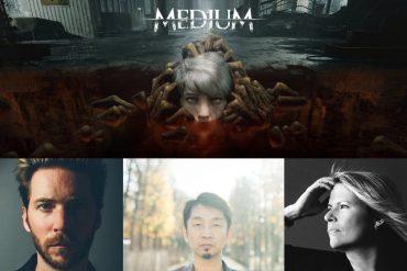 The Medium - Troy Baker, Akira Yamaoka y Mary Elizabeth McGlynn