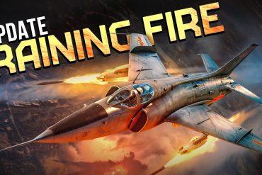 War Thunder - Lluvia de Fuego