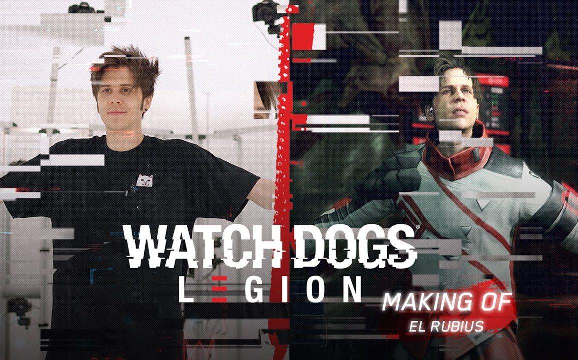Watch Dogs: Legion - El Rubius