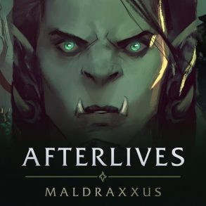 WoW El más allá - Maldraxxus