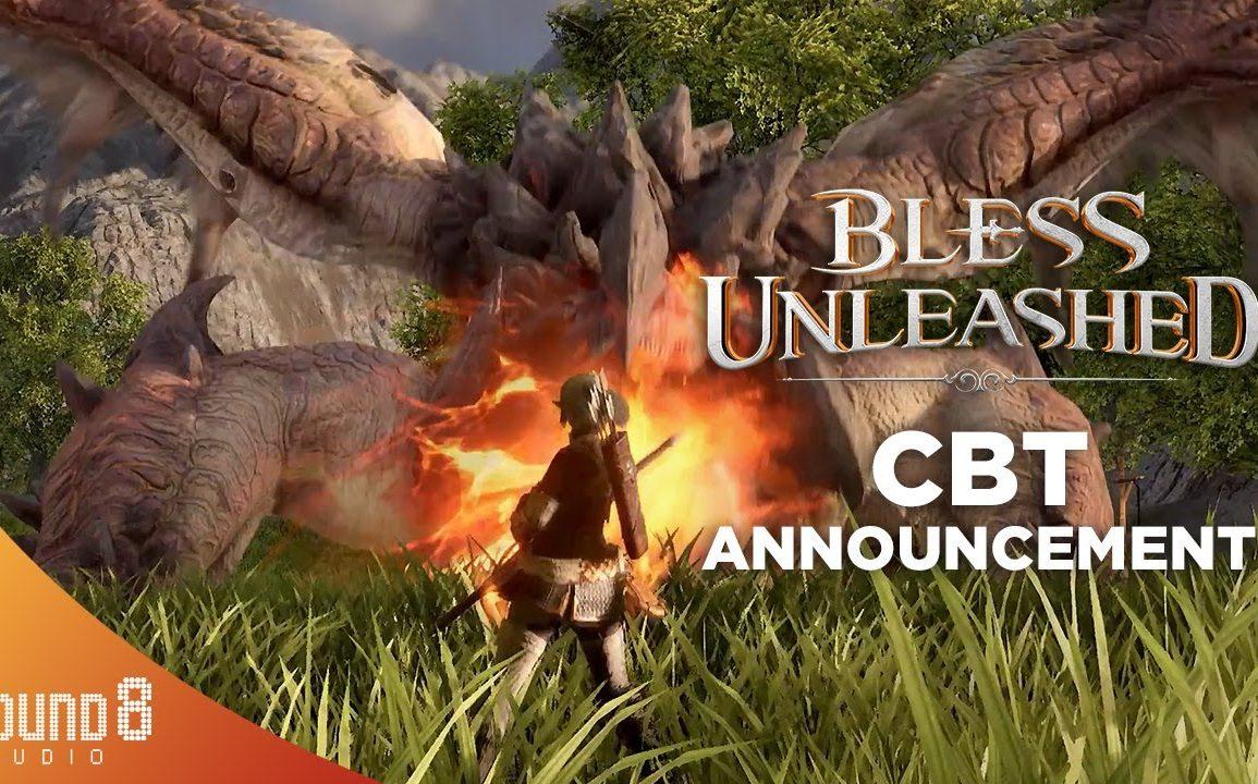 Beta de Bless Unleashed - CBT announcement