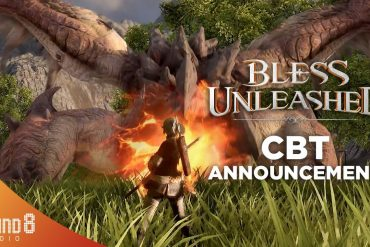 Beta de Bless Unleashed - CBT announcement